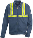 EXCEL-FR™ Flame ResistantZip-in / Zip Out Jacket w/ Reflective Trim